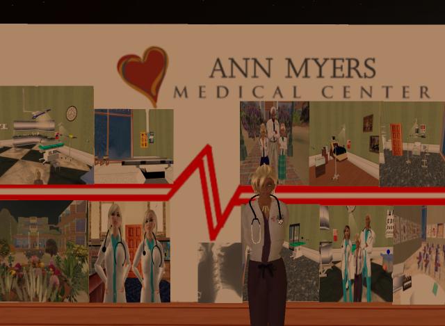 Ann Myers Med Center in sL