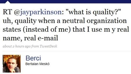 berci-quality