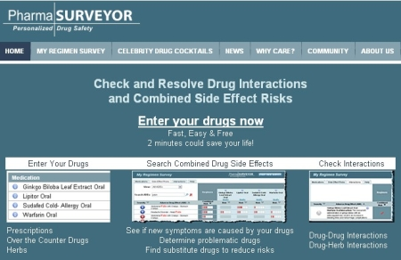 pharmasurveyor