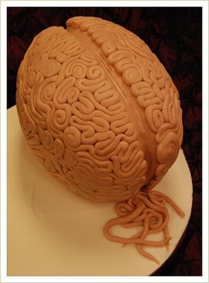 cake brain