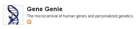 gene genie friendfeed