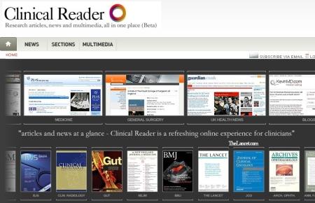 clin reader