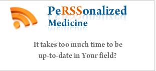 perssonalized medicine