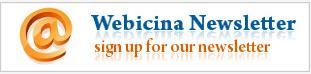 webicina newsletter