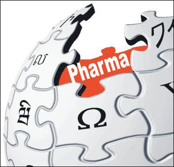 Pharma-Wikipedia