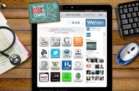 The Social MEDia Course main page