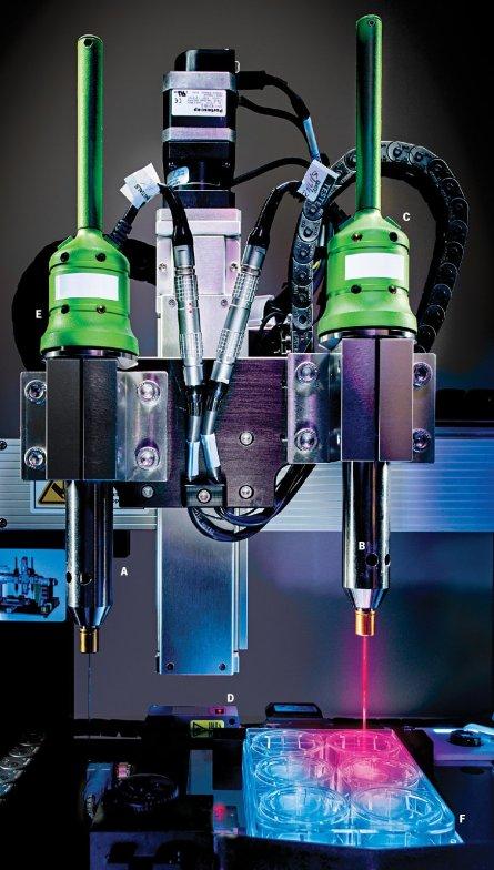 3d laser printer scientific discipline articles