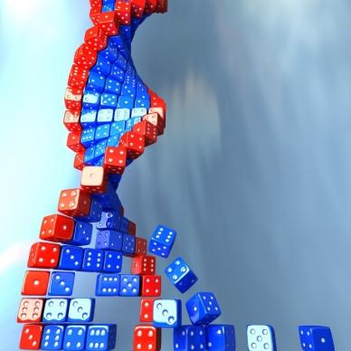 DNA cubes