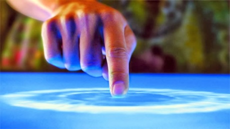 Turn Any Surface Into A Touchscreen