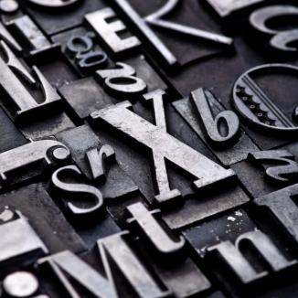 letters betűk