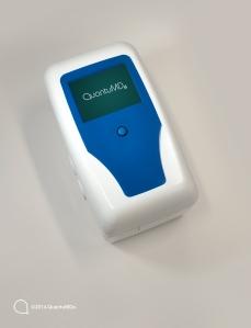 QuantuMDx Announces Prototype Handheld DNA Analyzer
