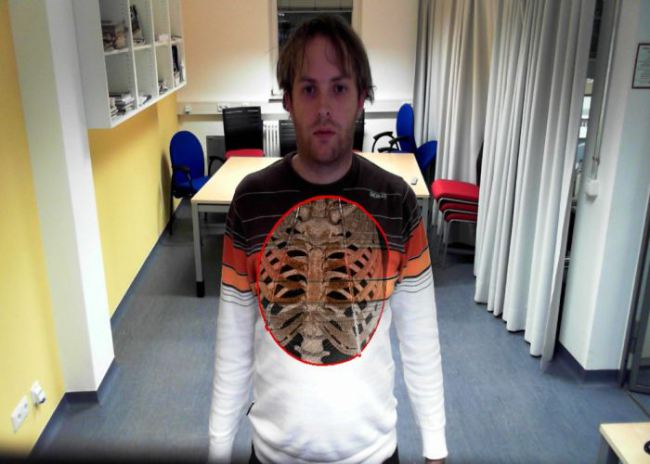 Augmented Reality Mirror in Telemedicine