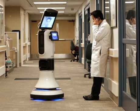 Telemedicine Robots