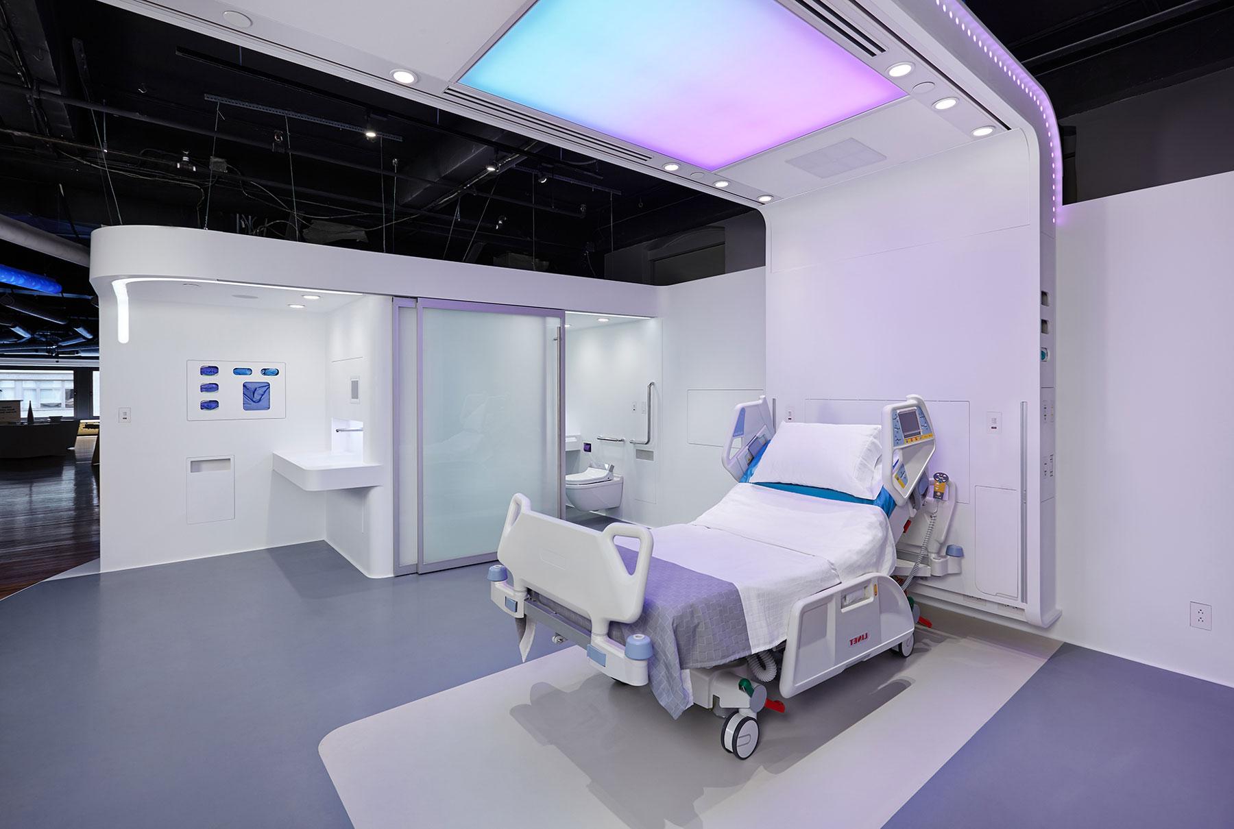 Hospital Exam Room Curtains